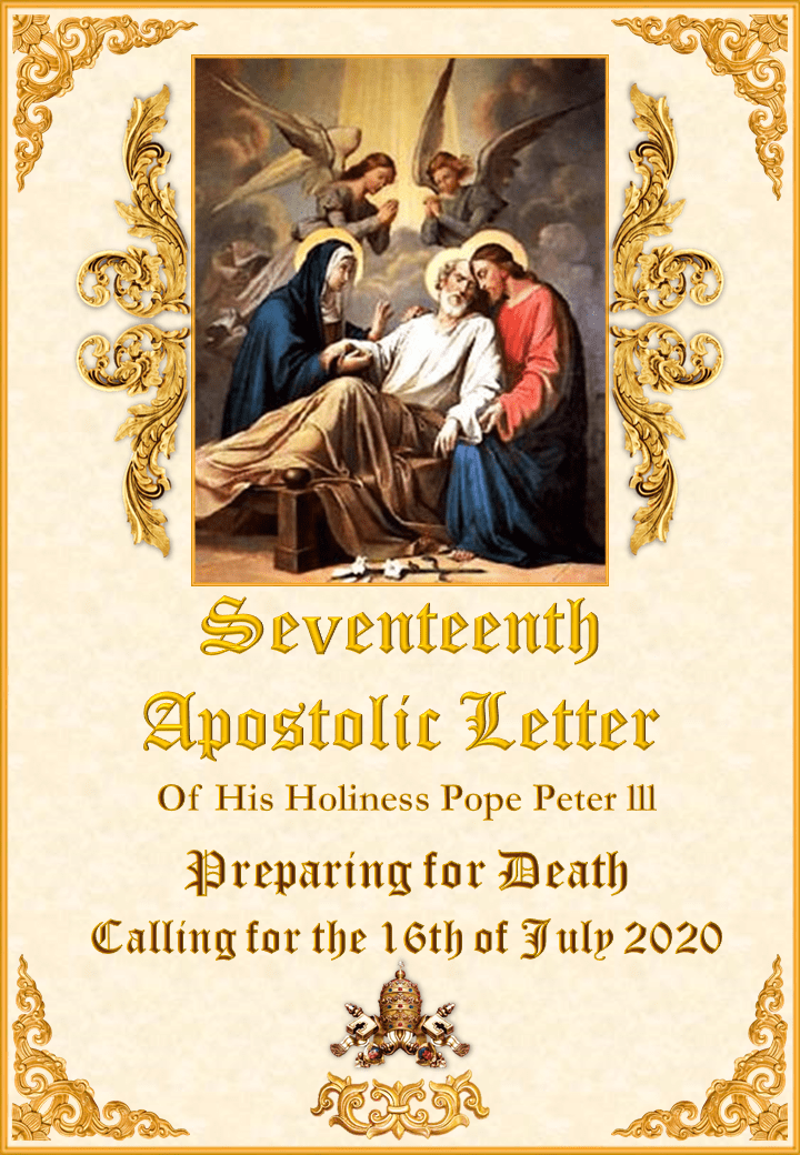 Seventeenth Apostolic Letter of His Holiness Pope Peter III<br><br>Vedeți mai departe</a>